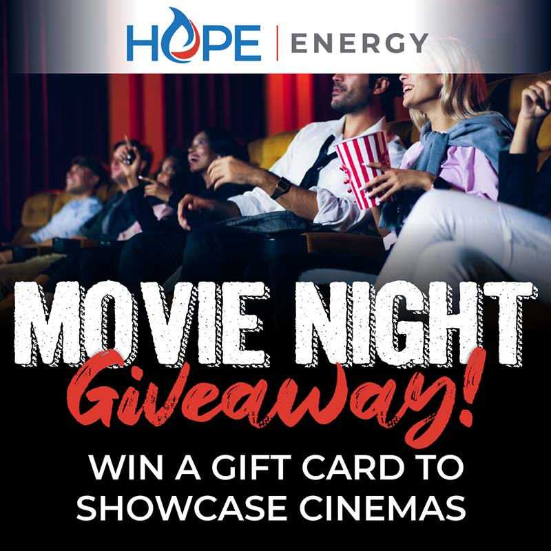 Movie Night Giveaway